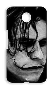 Google Nexus 6 Hard Case Back Cover - Printed Designer Cover for Google Nexus 6 - GNX6JKRB148