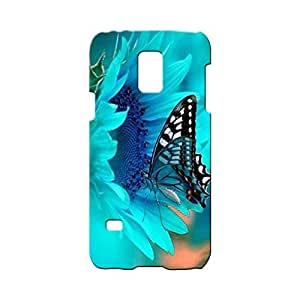 BLUEDIO Designer Printed Back case cover for Samsung Galaxy S5 - G5196