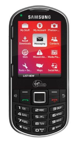 Samsung M575 Prepaid Phone (payLo by Virgin Mobile)