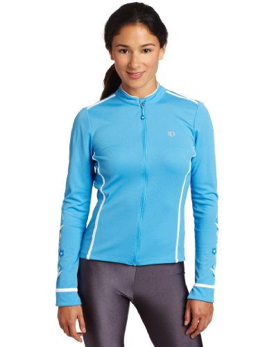 Buy Low Price Pearl iZUMi Women's Select Long Sleeve Full Zip Jersey (B00283XQXK)