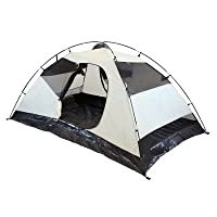 Ledge Sports Recluse Lightweight 3 Person Tent, Orange, 100 x 70-Inch from Ledge Sports