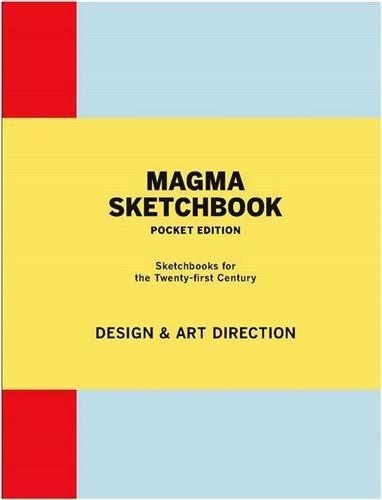 Magma Sketchbook: Design & Art Direction: Mini edition