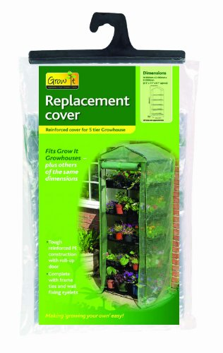 Gardman R700SC Replacement Cover For 5 Tier Growhouse