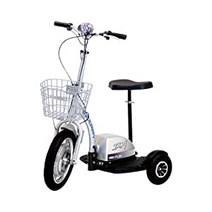 Zappy Electric Mobility/Fun Scooter, Model# Zappy 3 Pro-Flex