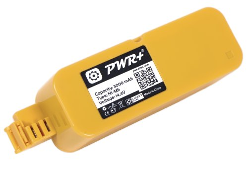 Pwr+ Extended 3Ah Capacity Battery For Irobot Roomba 400 405 410 415 416 418 4000 4100 4105 4110 4130 4150 4170 4188 4210 4220 4225 4230 4232 4260