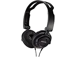 Panasonic RP-DJS150MEK-On Ear Headphones Black