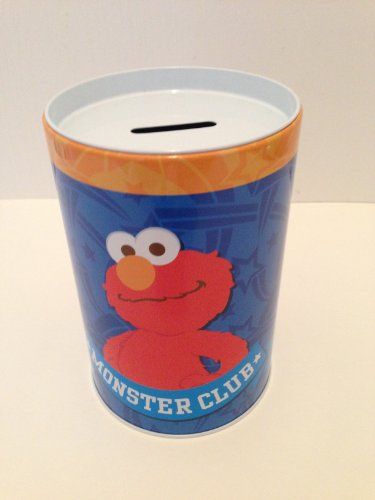 Sesame Street - Monster Club - Coin Bank for Kids