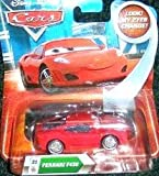 Disney / Pixar CARS Movie 155 Die Cast Car LOOSE Ferrari F430 Lenticular Eyes