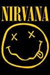 GB Eye Nirvana Smiley Poster