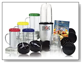 review magic bullet blender