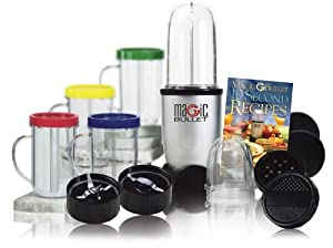Craft Ideas  Buttons on Amazon Com  Magic Bullet Mbr 1701 17 Piece Express Mixing Set  Kitchen