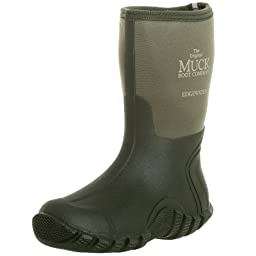 The Original MuckBoots Adult Edgewater Mid Boot,Moss,13 M US Mens/14 M US Womens
