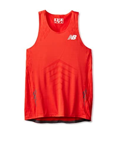 New Balance Men's Boylston Singlet