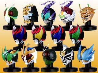 Kamen Masked Rider Mask Collection Vol.5
