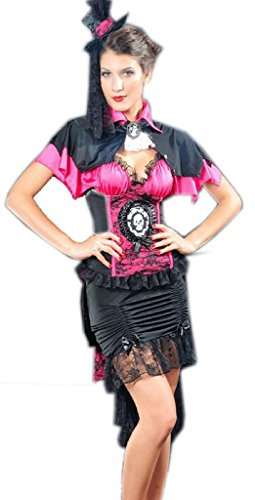 Dear-lover Women's Victorian Vampire Costume-Halloween Party Costume