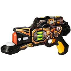 WowWee Light Strike- Assault Striker S.R.- 143- Yellow-with Target