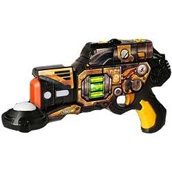 WowWee Light Strike- Assault Striker S.R.- 143- Yellow-with Target