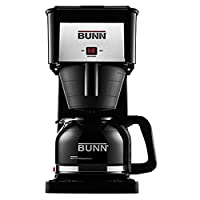 Bunn?? GRX-B Original 10-Cup Home Coffee Brewer, Black