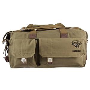 NFL Prospect Weekender Bag, Green by Littlearth