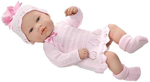 Arias - Elegance 42 Cm Real Baby Rosa