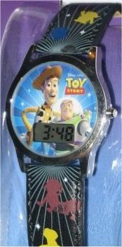 Disney Toy Story Digital Watch #41558A