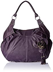 Meridian Women's Handbag (Purple) (mrb-010)