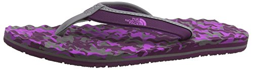The North FaceBase Camp Mini - Sandali  donna, colore viola (pamplona purple/sweet violet _ epk), taglia 36 EU / 3 UK
