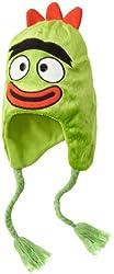 Nickelodeon Yo Gabba Men's Brobee Faux Fur Peruvian