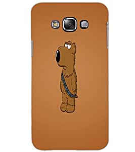 SAMSUNG GALAXY GRAND MAX DOGGY Back Cover by PRINTSWAG
