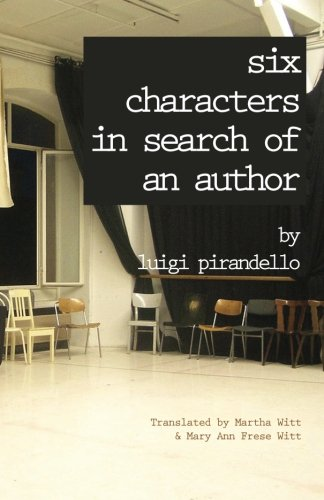6 characters in search of an author essay