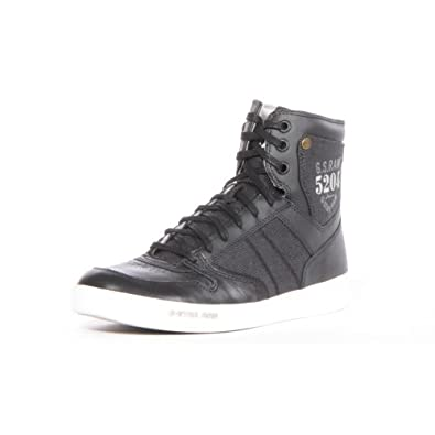 G-star Mens Yard Skirmish II Hi 10 US Black