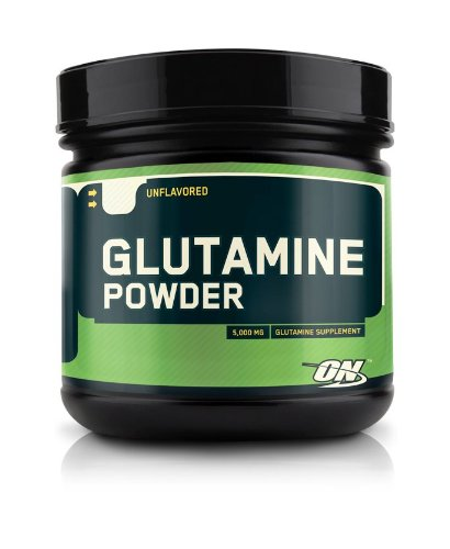 Optimum Nutrition Glutamine 600 g Muscle Recovery Powder
