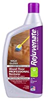 Rejuvenate 32oz. Professional Wood Floor Restorer with High Gloss from For Life Products