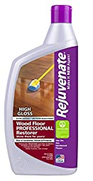 Rejuvenate 32oz. Professional Wood Floor Restorer with High Gloss