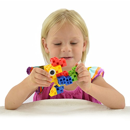 Best Building Toys For Girls : Click a brick feather friends pc educational toys
