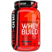 Fuel One Whey Build Chocolate Brownie (2lb)