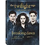 The Twilight Saga: Breaking Dawn Part 1 & 2 Two-movie Set Extended Edition