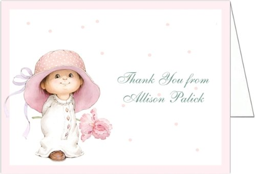 Rosie Baby Shower Thank You Cards - Set Of 20 front-1034286