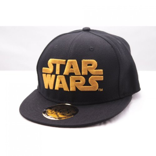 STAR WARS Baseball Cap con logo originale berretto DC Comics cappello Wide Bill