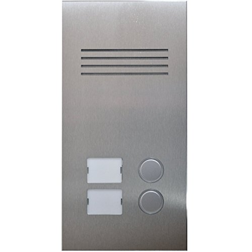 tek-a-b-door-station-z105-stainless-steel-for-fritz-box-speedport-and-systems
