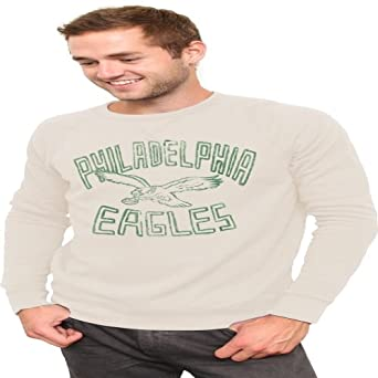 NFL Philadelphia Eagles Fleece Crew T-Shirt by Junk Food