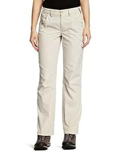 Berghaus Women's Navigator Cargo Pant - Silver Cloud, 8 (29 Inch Leg Length)