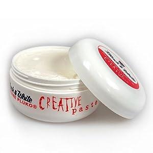 Black & White Genuine Pluko Creative Paste Hair Styling Cream 100g by Black And White Hair Styling