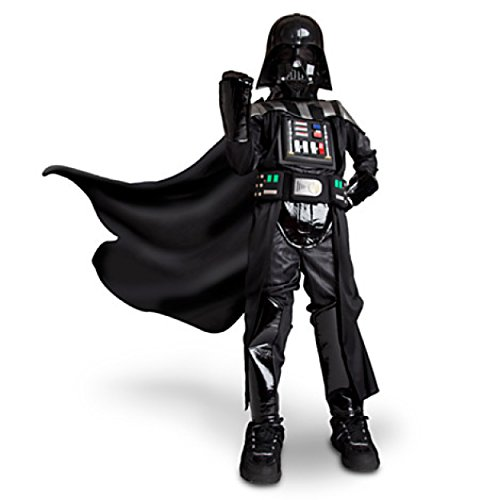 Disney Store Darth Vader Costume for Boys - Star Wars Size 4 XS