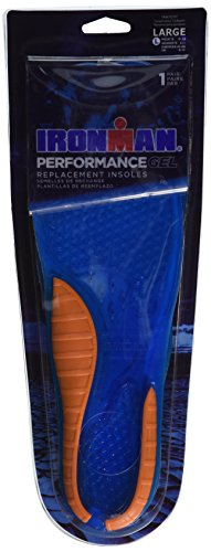 Spenco Ironman Gel Insole,  Large (Womens 11-15 / Mens 9-13)