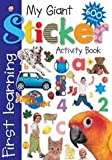 My Giant Sticker Activity Book