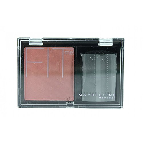 Gemey Maybelline - Blush - FIT Me! - Light Pink (Rose Ambré)