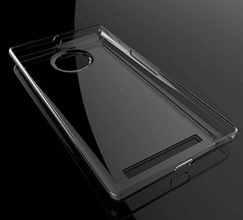 check out 9f5b0 6a03d Kaira Kaira Silicone Soft Case Back Cover for Micromax YU Yuphoria -  Transparent