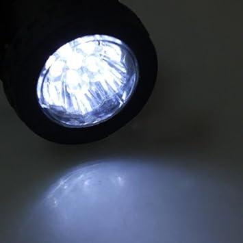 fuloon wasserdicht 6 leds solar led strahler licht lampe. Black Bedroom Furniture Sets. Home Design Ideas