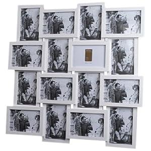 Decoracion mueble sofa marcos para multiples fotos - Marcos de fotos multiples ...